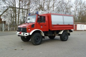RW 1 der Feuerwehr Otterbach
