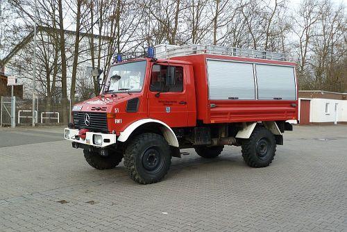 RW1 der Feuerwehr Otterbach