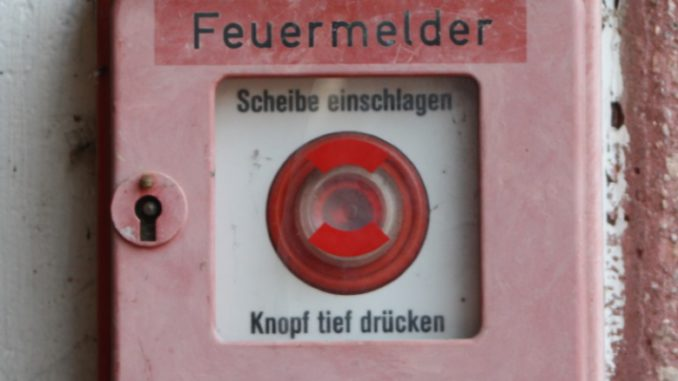 Symbolbild NEU Feuermelder