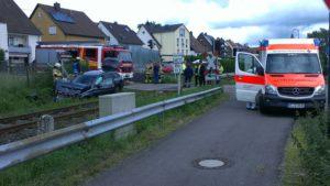 17. Juni 2016 – Zug gegen PKW, K23 Katzweiler – Kühbörncheshof