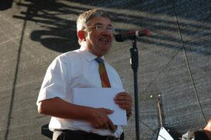 Innenminister Lorenz Caffier. Bild: Tom Reher