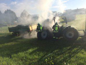 29. September 2016 – Traktorbrand, L382 Schallodenbach – Niederkirchen