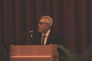 Ortsbürgermeister Herbert Matz