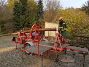 Spannungssimulator des Landesfeuerwehrverbandes Rheinland-Pfalz