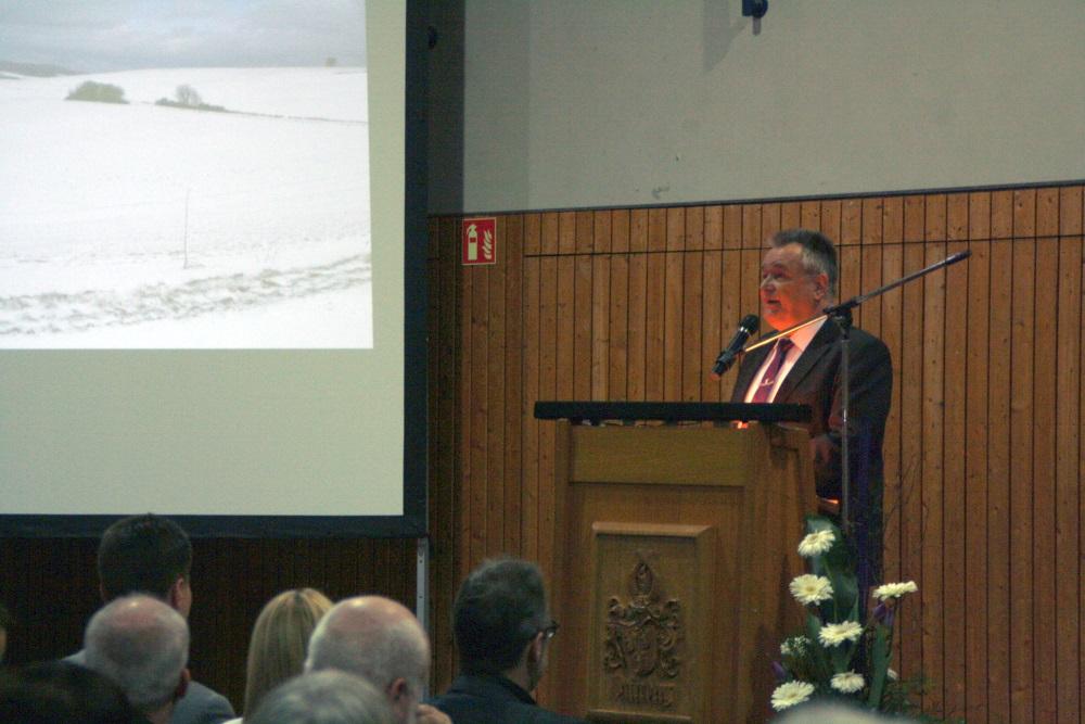 Stadtbürgermeister Martin Müller.