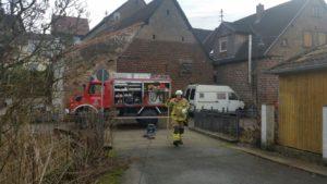 2. Februar 2017 - Wasserschaden, Katzweiler Bachstraße