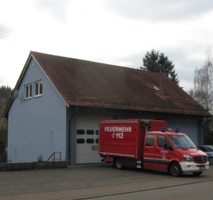 Feuerwehrhaus Sulzbachtal