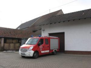 Feuerwehrhaus Frankelbach