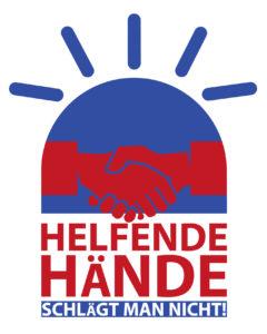 """Logo """"Helfende Hände"""""""