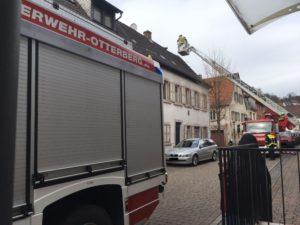 4. März 2017 - Beseitigung einer Gefahrenstelle, Otterberg Kirchstraße