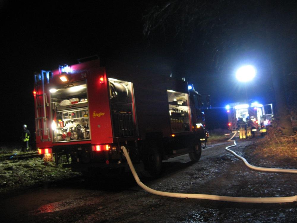 9. März 2017 - Pkw-Brand, Schneckenhausen