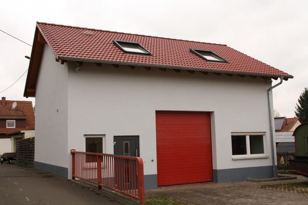 Feuerwehrhaus Schallodenbach