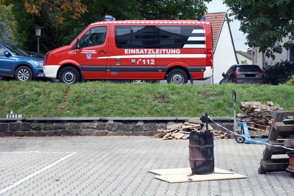 Jugendfeuerwehrfest in Niederkirchen: Fettexplosion