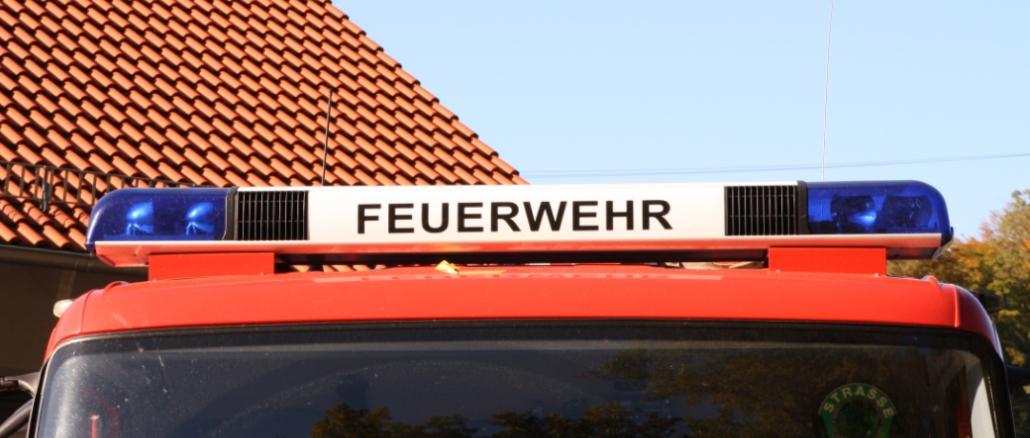 11. August 2018 - Beseitigung einer Gefahrenstelle, B270 Katzweiler - Hirschhorn