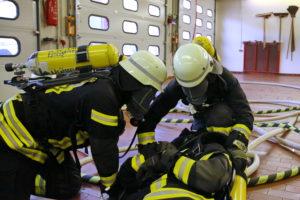 Atemschutzgeräteträgerausbildung II 2017