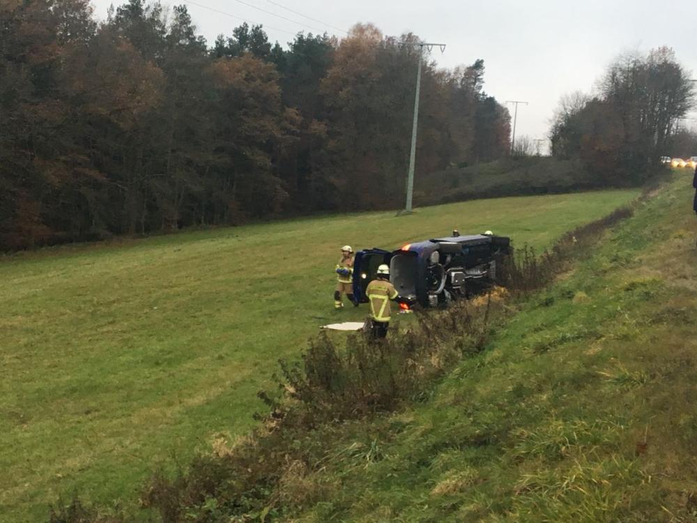 22. November 2017 - Verkehrsunfall, L382 Otterberg - Baalborn