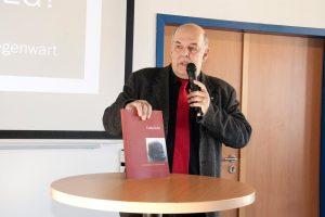 Rolf Schamberger, Foto: Günter Fenchel/DFV