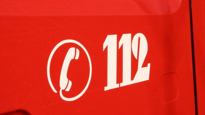 Symbolbild Notrufnummer 112