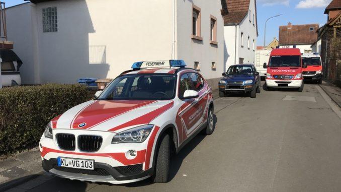 14. März 2018 - Amtshilfe Rettungsdienst, Katzweiler Wiesenstraße