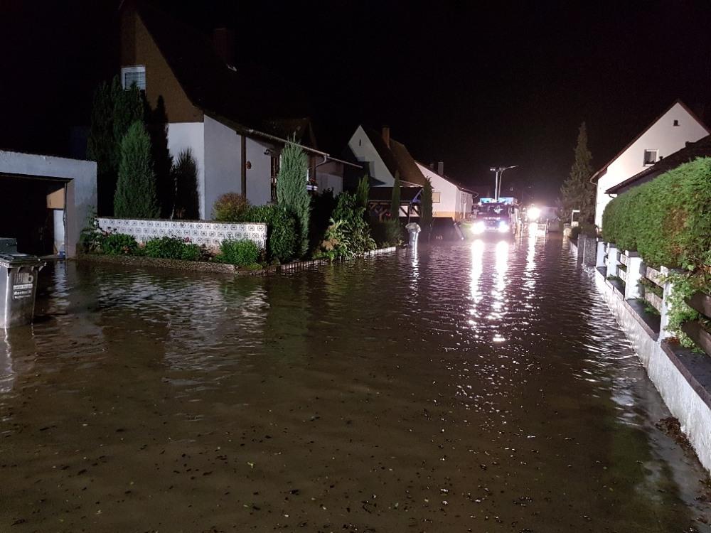Katzweiler, Siedlung