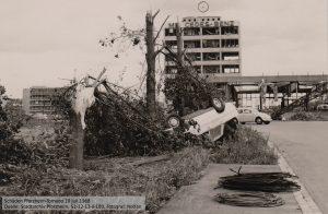 Schäden © Stadtarchiv Pforzheim, S1-12-13-V-180, Fotograf: Notton